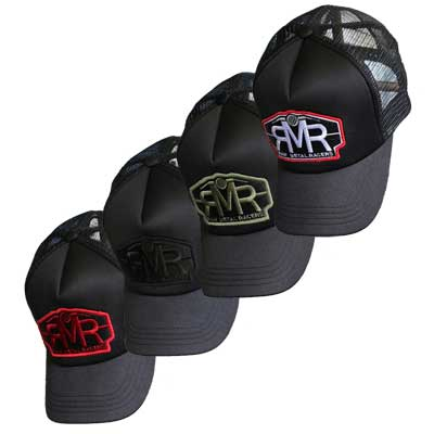 Raw Metal Racers caps