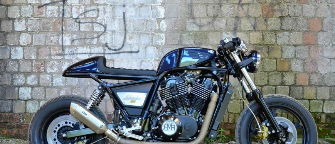 Raw Metal Racers VT1100 Caferacer